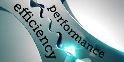 Performance: Efficiency Matters